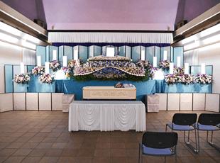 様々な規模の葬儀に対応可能